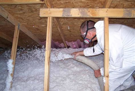 Attic Insulation Installation - how to install attic insulation with your own