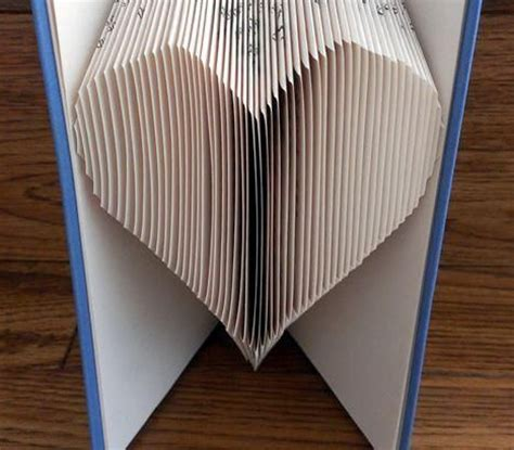 Paper Folding Templates - best 25 book folding ideas on folded book