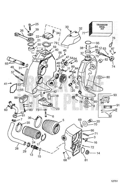 volvo penta outdrive parts diagram volvo penta dp outdrive schematic get free image about