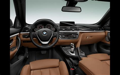 Bmw Series 4 Interior by 2014 Bmw 4 Series Convertible Interior 14 1440x900