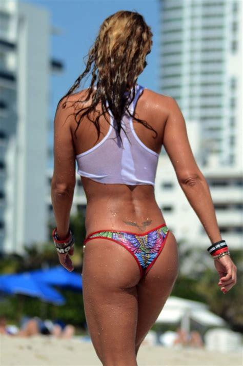celebrity bikinis gone too far jennifer nicole lee in see through bikini hawtcelebs