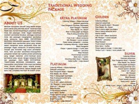 harga paket pernikahan murah lengkap di jakarta meliputi galery pernikahan jangan terkecoh harga murah paket