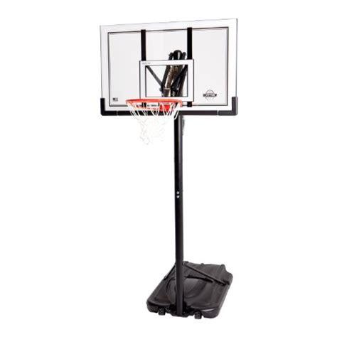 lifetime basketball hoop parts lifetime 90176 portable basketball system 52 inch shatterproof backboard sporting goods team
