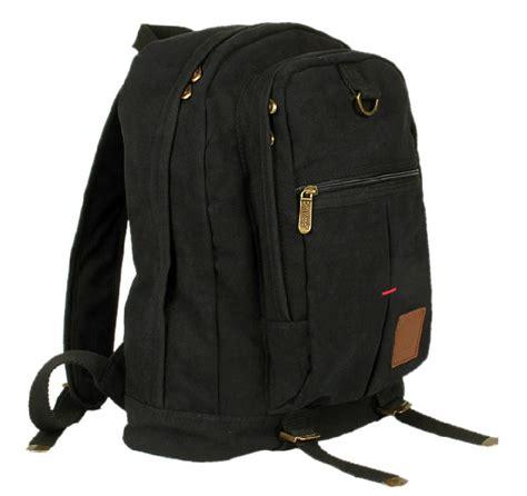 Canvas Travel Backpack canvas backpack travel rucksack yepbag