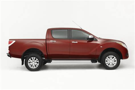 Mazda BT 50 Pickup Truck   CARBLog