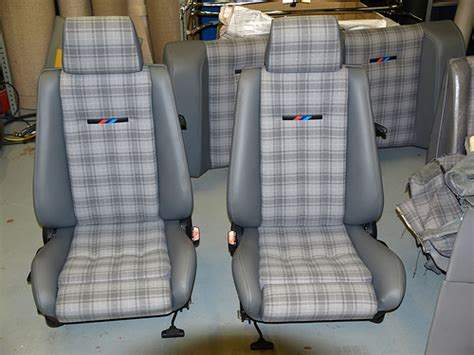 M And M Upholstery by E30 Seats Page 3