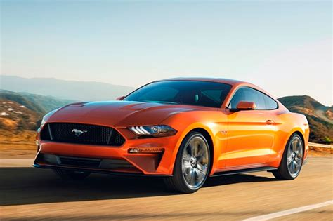 what makes a mustang a gt updated 2018 ford mustang gt is quicker than a porsche 911