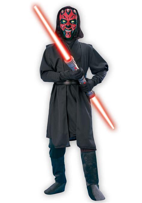 Figure Wars Darth Maul Vader Funko Bobble War wars darth maul costume for boys