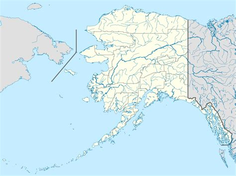 map usa with alaska file usa alaska location map svg