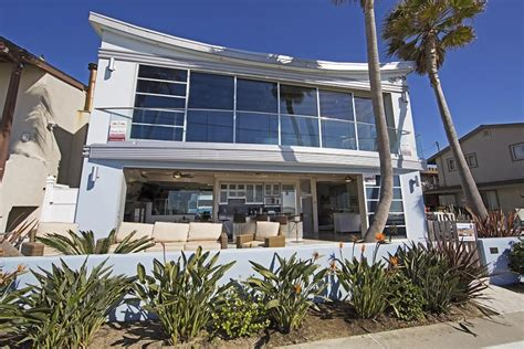 Beachfront Barefoot Unbelievable Condo San Diego Mission House Rentals