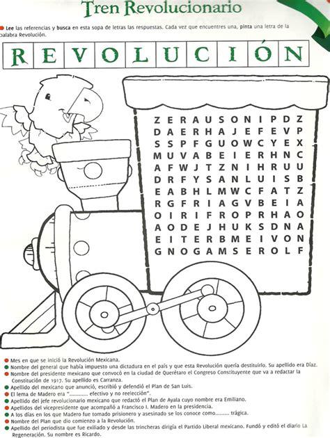 imagenes de la revolucion mexicana para coloriar aniversario del inicio de la revoluci 243 n mexicana school