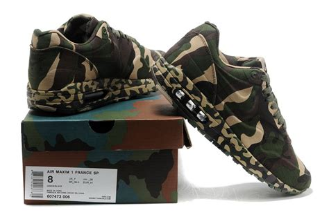 Sneakers Motif Army Gotrack Camo Green nike air max 87 camouflage green running shoes 607473