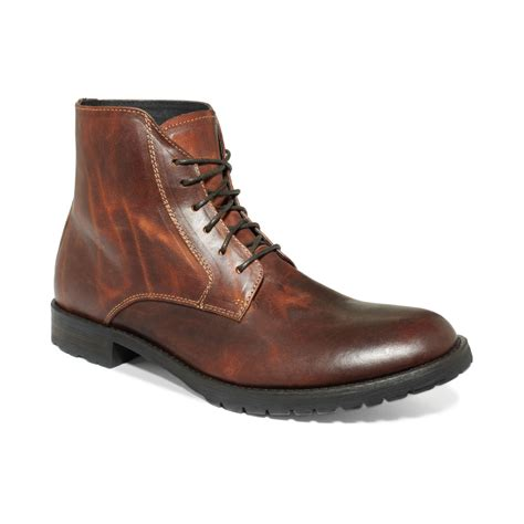 bed stu boot bed stu bed stu delano boots in brown for men saddle