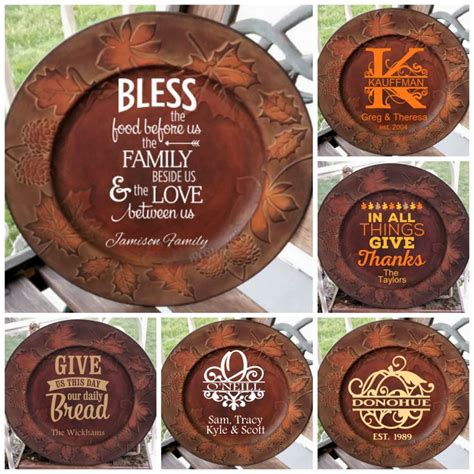 decorative charger plates ideas 117 best images about charger plates on vinyls