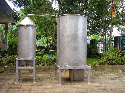 Alat Pengukur Ph Minyak Nilam cv teknologi tepat guna alat penyuling minyak atsiri