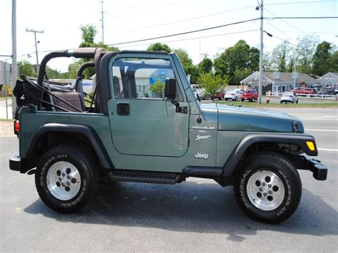 99 Jeep Sport 99 Jeep Wrangler Sport Cape Cod Used Cars New