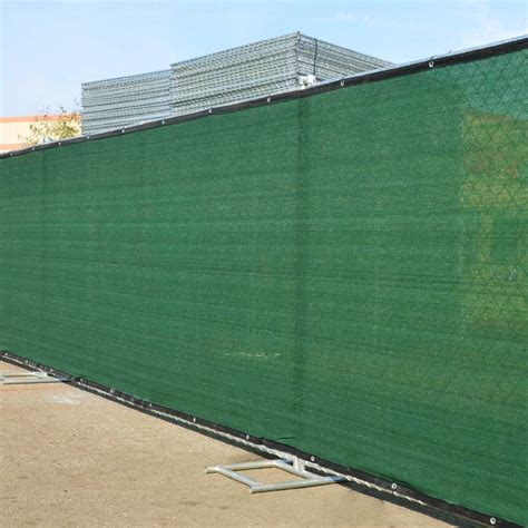 Sichtschutz Stoff Zaun by 6 X 50 Fence Windscreen Privacy Screen Fabric Mesh With