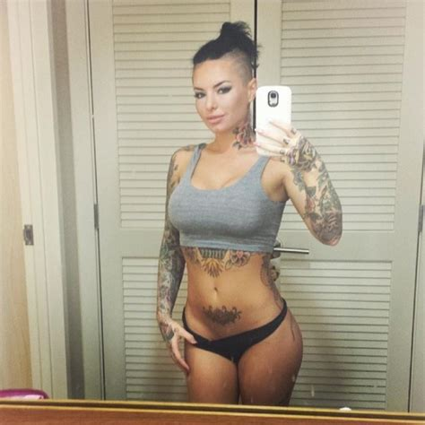 why did christy mack cut her hair christy mack makes first public appearance since brutal