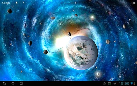 live wallpaper google edition solar system hd deluxe edition android apps on google play