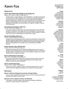 unique the best cv sle ideas 36 beautiful resume ideas that work