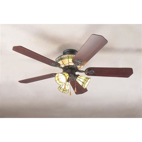 ceiling fan with stained glass light replacing the stained glass ceiling fan john robinson