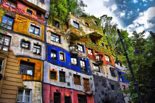 Shops And Garages Hundertwasser The Different Odd Pre Tend Be Curious