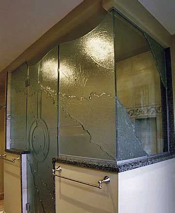 Custom Glass Shower Door by Glass And Windows Shower Doors