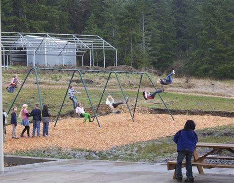 dangers of swinging swing sets too dangerous for richland schools oregonlive com