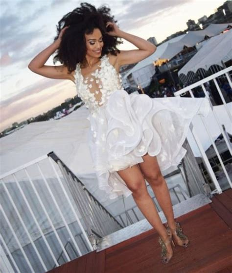 pearl thusi wedding photos best looks from the vodacom durban july zalebs