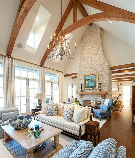 Rustic Vaulted Ceiling Living Room Transparant Glass Large Ceiling Colours For Living Room