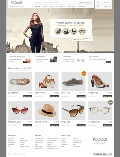 10 ecommerce wordpress themes ready for your new online