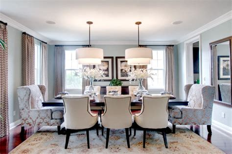 informal dining room ideas contemporary formal dining room ideas decorin