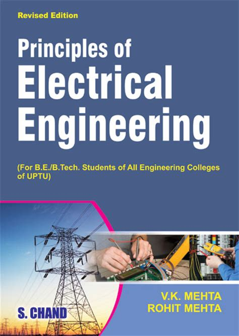 engineering book publishers principles of electrical engineering for u p and by v