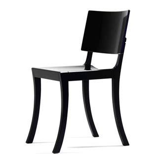 Black Chair by Fredrik Mattson The Black Chair Collection