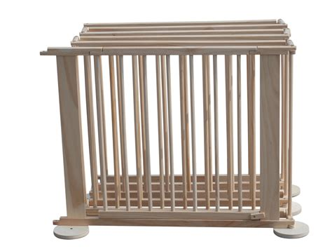 baby room divider 6 side baby child wooden foldable playpen play pen room divider heavy duty new ebay