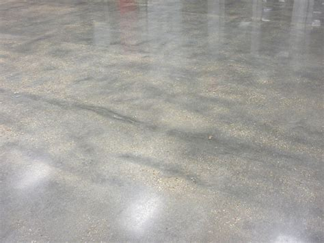 Floor Flatness and Levelness Can Severely Affect Polished