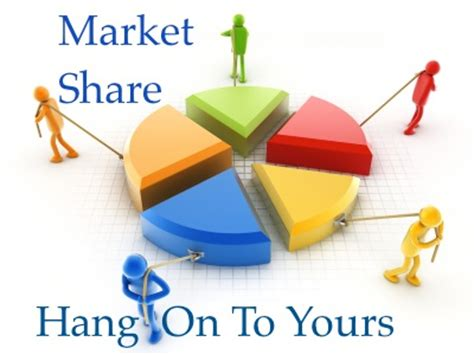market share getting and keeping your piece of the pie