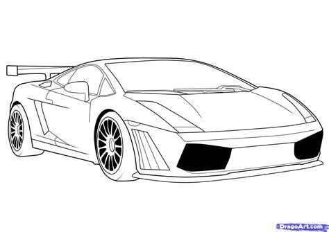 Lamborghini Outline Lamborghini Clipart Line Drawing Pencil And In Color