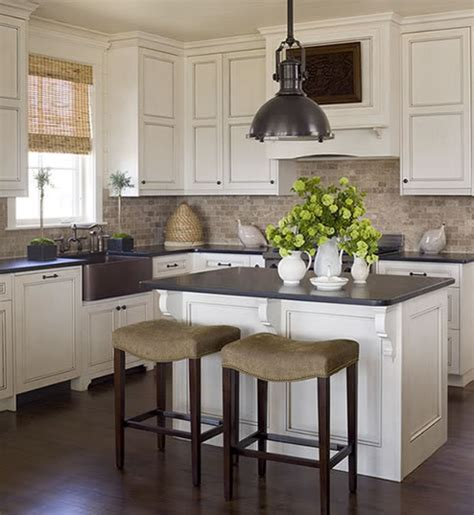 antique white kitchen cabinets home antique white country kitchen pictures to pin on pinterest
