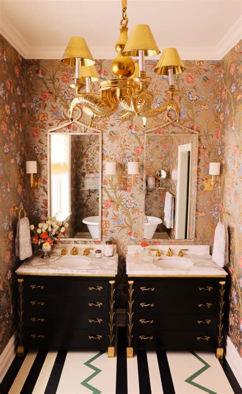 summer thornton 10 amazing bathroom wallpaper ideas and tricks betterdecoratingbiblebetterdecoratingbible