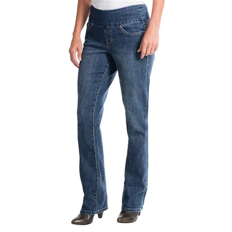 jeans comfortable jag keller pull on jeans for women 9522u save 56