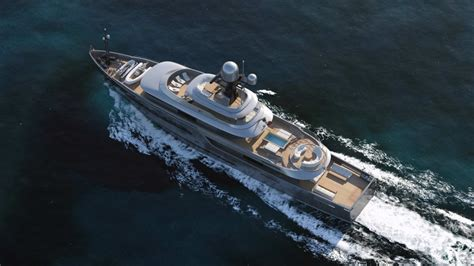 the explorer shortlisted for hydro tec by sergio cutolo s r l shortlisted for iy a award 2015 with 56m superyacht explorer g2