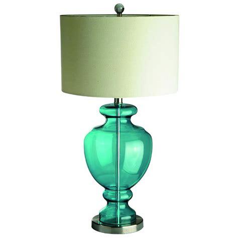 aqua glass table l designs aqua glass table l 421523 lighting