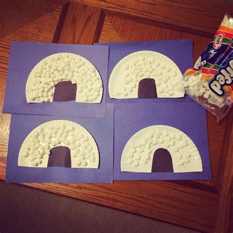 igloo crafts for best 25 igloo craft ideas on letter i crafts