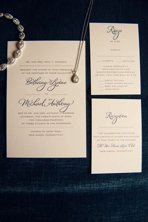 Best 25  Formal wedding invitations ideas on Pinterest