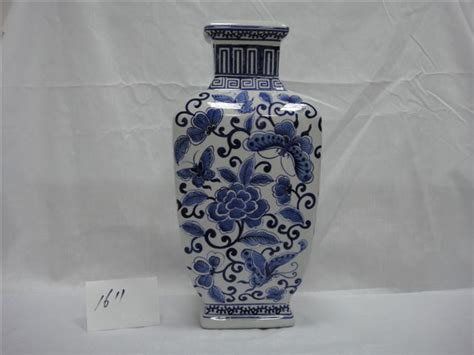 Blue And White Vase Made In China china ceramic blue and white vase dtbw006 china