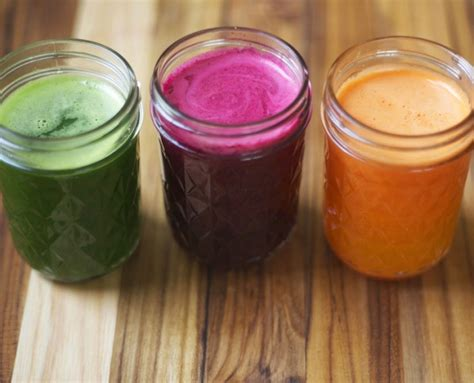 3 drool worthy juice recipes to make at home