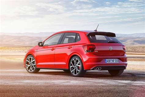 Vw Polo 2019 by 2018 2019 Volkswagen Polo Gti Details Car Details
