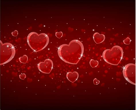 valentines background free vector in adobe illustrator ai
