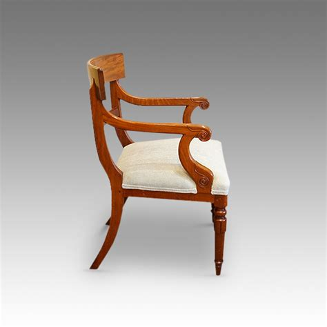 William Iv Dining Chairs Set Of 8 William Iv Dining Chairs Hingstons Antiques Dealers